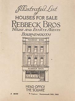 Sales Brochure 1936