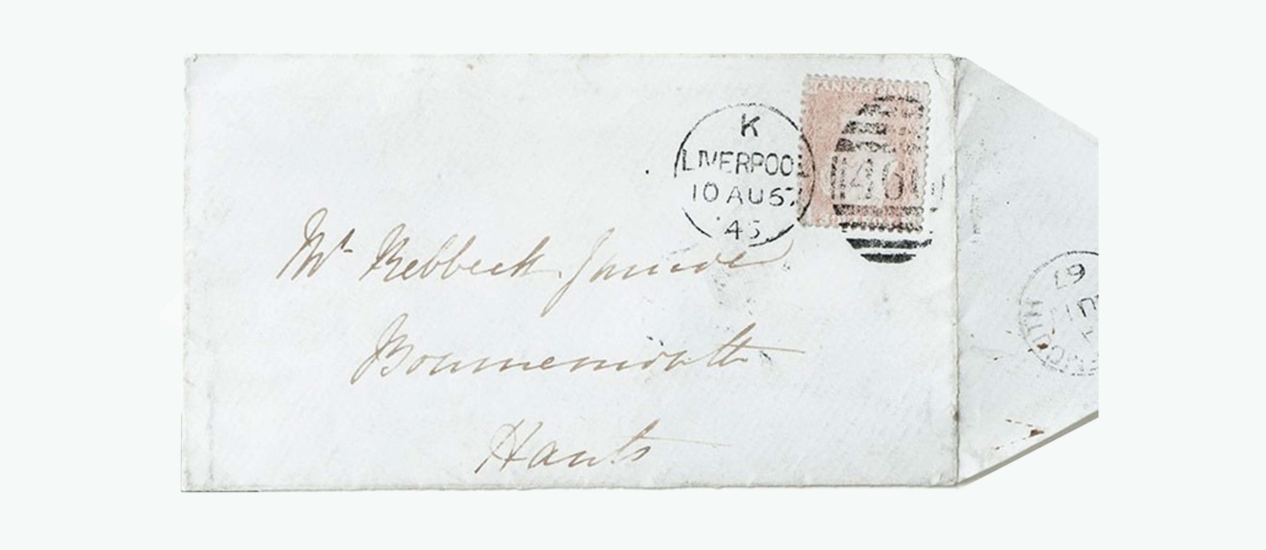 Rebbeck Brothers Historical Letter